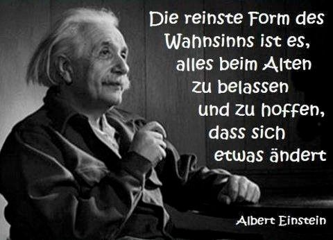 Schön Zitat Albert Einstein