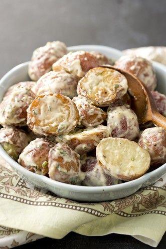 Ultimate Creamy Potato Salad #pauladeen