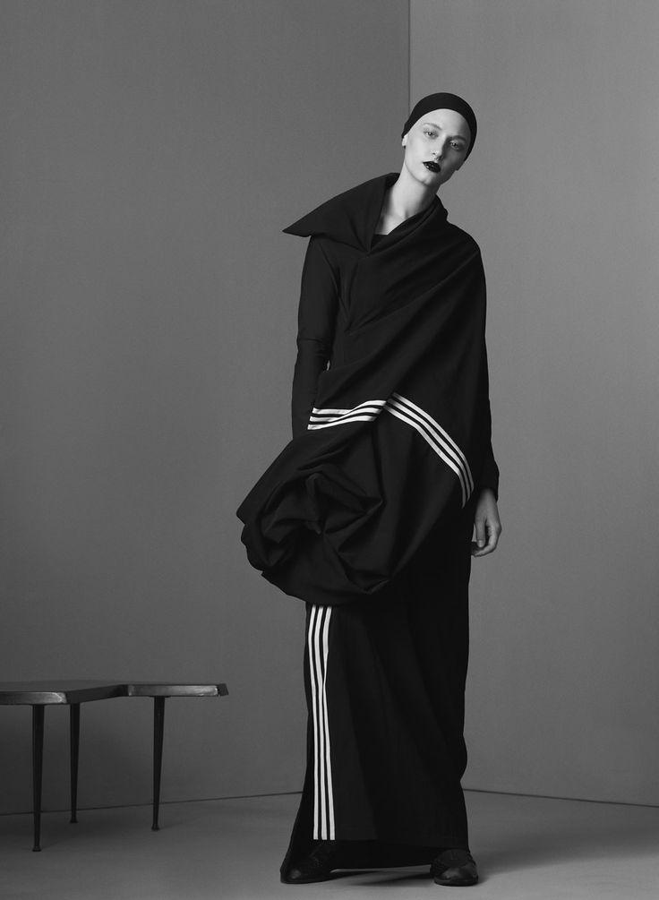 CLM - Photography - Dario Catellani - Yohji Yamamoto - a retrospective