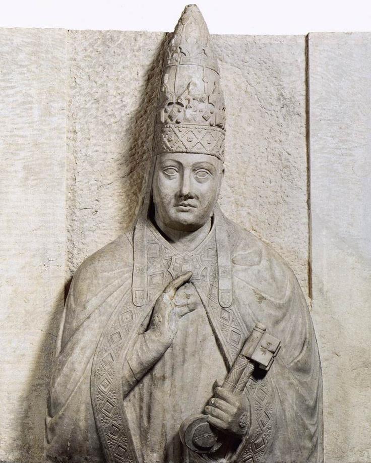 Arnolfo di Cambio, Bonifacio VIII, 1300