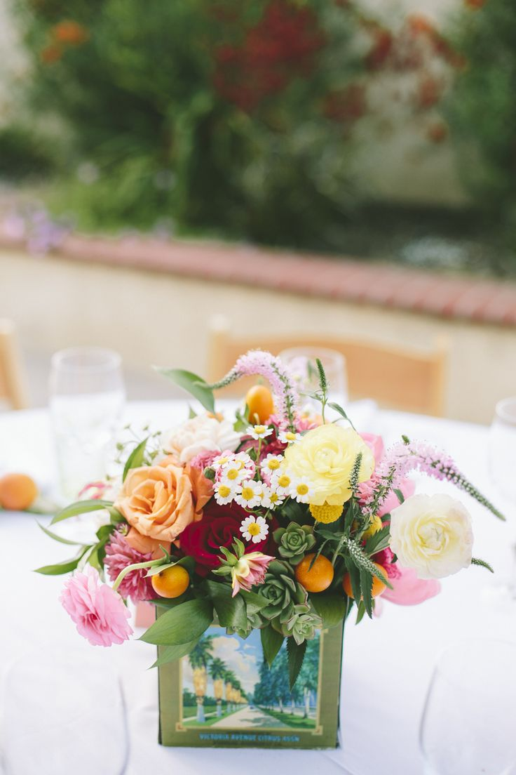 Spanish Mission Themed Wedding from onelove photography