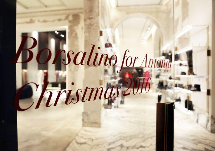 """Borsalino for Antonia"" Christmas Event."