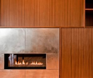 Mid Century Modern Fireplace Design 22 best mid-century modern fireplaces images on pinterest | modern