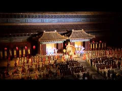 Turandot [no subtitles] I'd love to see this made into a metal opera! ▶ Turandot at the Forbidden City (Casolla, Larin, Frittoli; Zubin Mehta, 1998) - YouTube