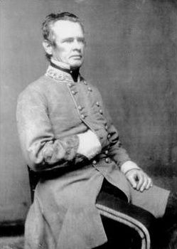 Confederate Gabriel James Rains was promoted to Brigadier General on September 23rd 1861.