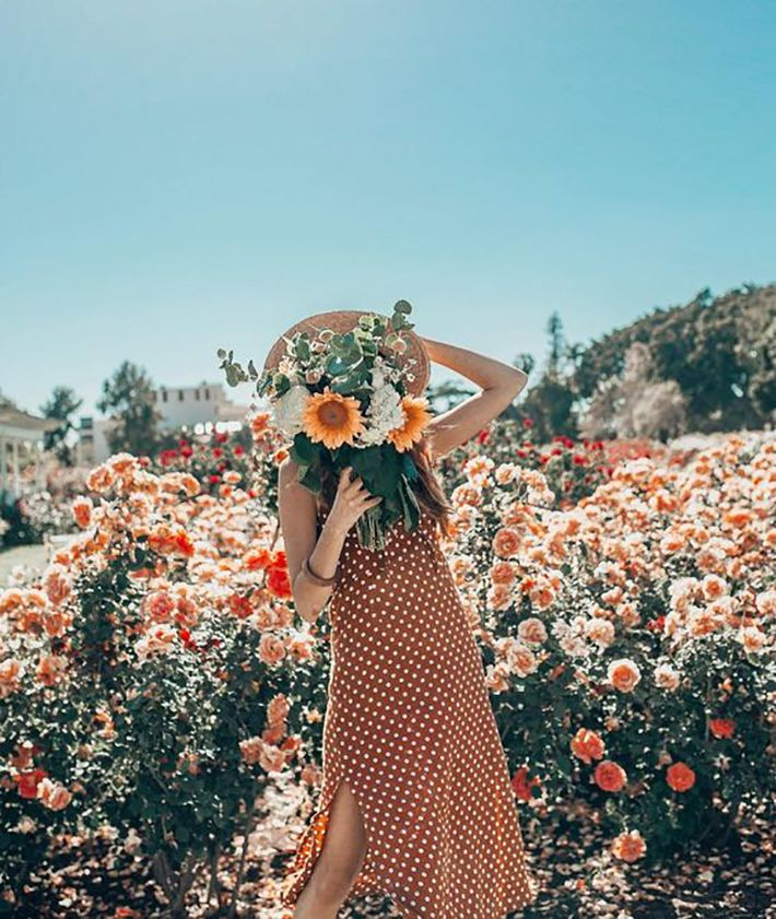 ebabc4ff42305 midi dresses midi skirt outfits for this summer trend 2018 style fashion  tendencias4