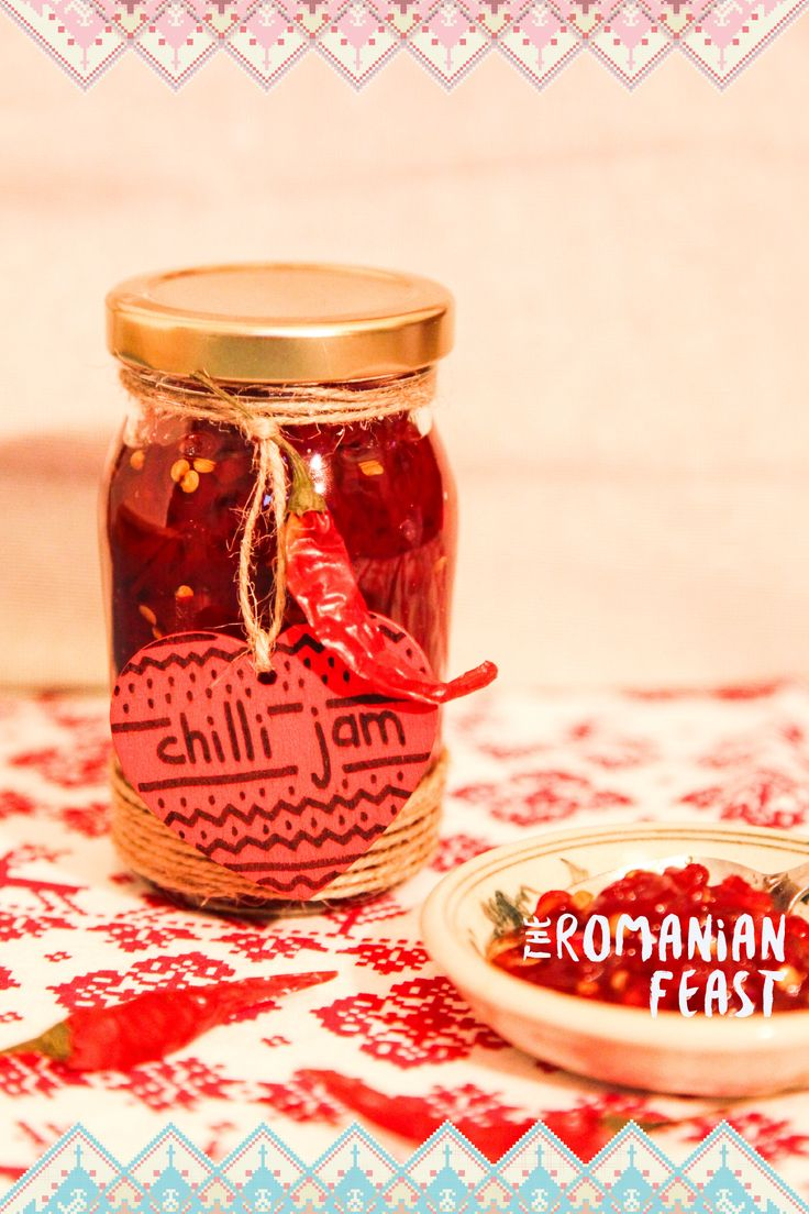 Alex & Irina's Chilli Jam | Berries and Spice