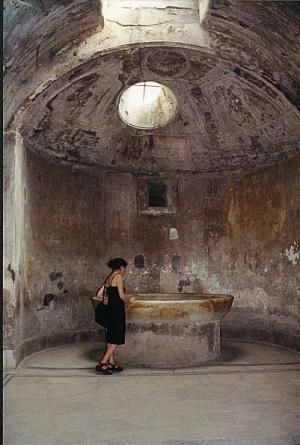 how to go to pompeii from rome