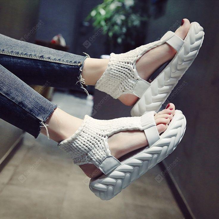 <b>Sandals Women's</b> New <b>Summer Women's Shoes</b> Korean <b>Fashion</b> ...