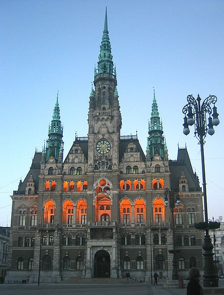 Liberec, Czech Republic: Town Hall