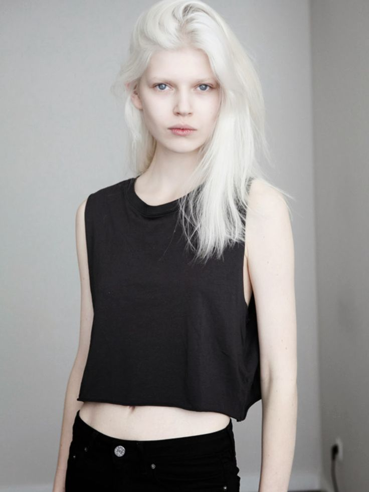 white blonde hair styles ola rudnicka search fashion 7087 | 1043444d31aa6eb273cdace7eb76855a shoulder hair white blonde hair