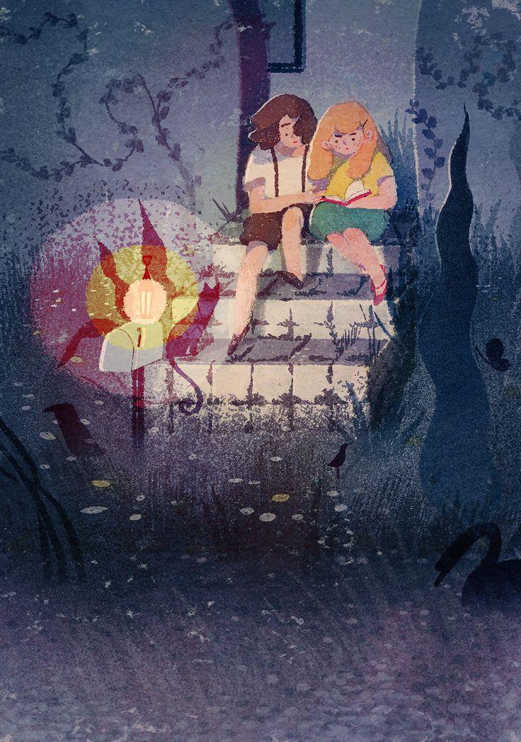 The Art Of Animation, Lisk Feng - LiskFeng -...