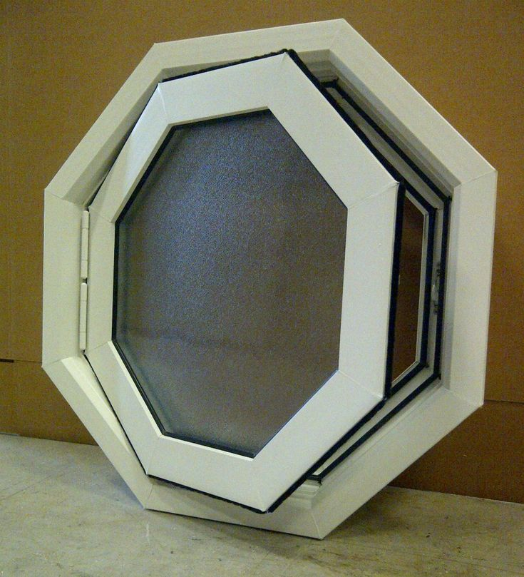 Operating Octagon with Frosted Glass