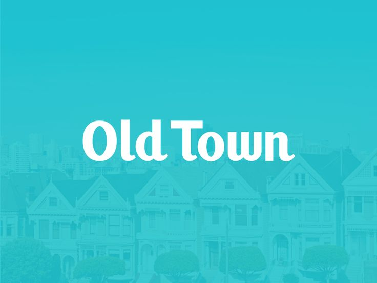 Old Town Type