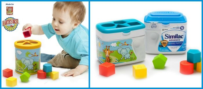 Ecodu - Transforming Empty Formula Containers into Toys!