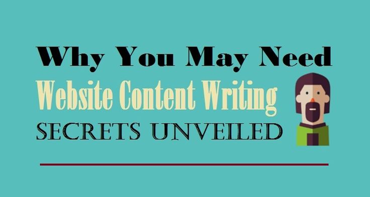 Why You May Need #WebsiteContent Writing – Secrets Unveiled  #ContentWriting #Content #SEOContent