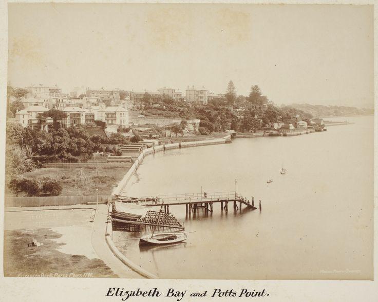 Elizabeth Bay and Potts Point