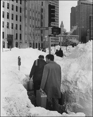 Blizzard Of 1978 I Always Loved Having My Mom Tell Me About This