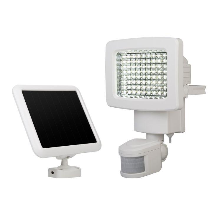 Amazon.com: Sunforce 82080 80-LED Solar Motion Light: Lamps & Light Fixtures