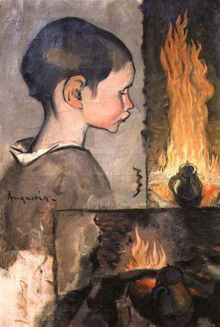 Луи Анкетен - Все интересное в искусстве и не только.