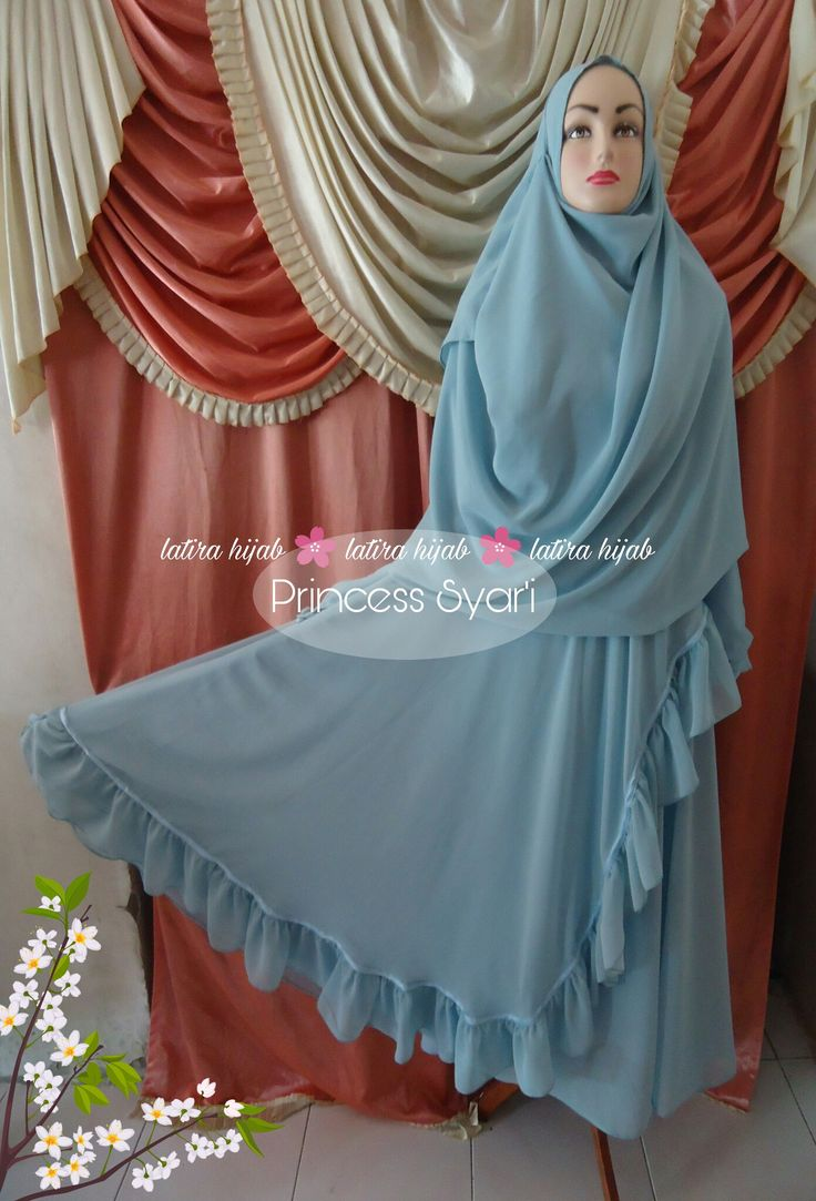 Abaya Hijab. Dress Hijab. Gown Hijab. Fashion hijab. For order +6282234612290.