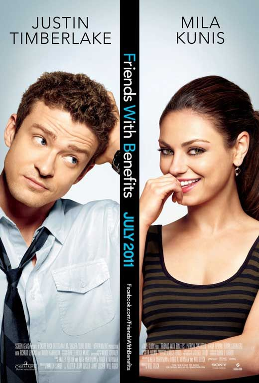 Friends With Benefits, great movie!