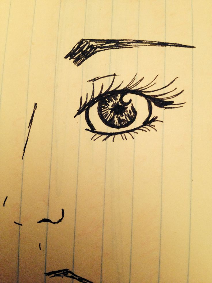 Idk what it is with me drawing eyes :) I just love them!