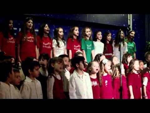 Ευμέλεια 2011 - Ντρίγκι-ντρίγκι τα κουδούνια - YouTube