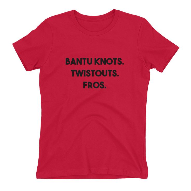 Bantu Knots. Twistouts. Fros.