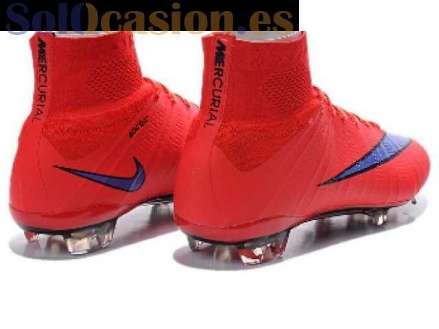 botas de futbol nike precios