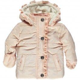 Le Chic New Born Girls Jacket   Mamos Kinderkleding