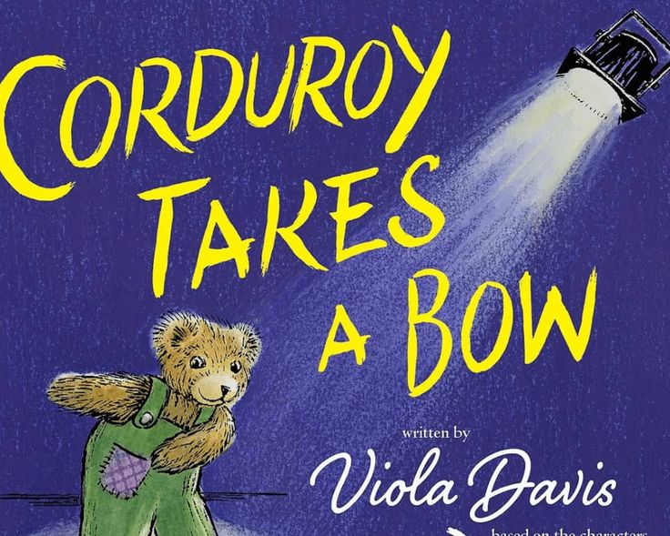 "Viola Davis Unveils Her New Book 'Corduroy Takes A Bow,' A Sequel To The Classic Children's Book - By Malinda Janay via https://blavity.com The book is set to hit shelves in time for the original ""Corduroy's"" 50th anniversary. Legendary actress and producer Viola Davis is adding children's book author to her resume. People reports the first black actress to win Tony, Emmy and Oscar awards has written her first book, a sequel to the bestselling Corduroy. […]  The post Viola Davis Unveils Her New Book 'Corduroy Takes A Bow,' A Sequel To The Classic Children's Book appeared first on Seeing Butterflies ."