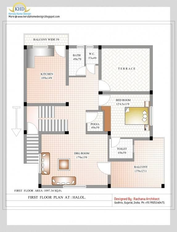 G 2 House Design In India Modern House Floor Plans House Floor Plans Duplex House Plans