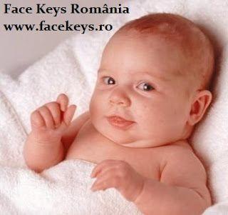 Face Keys România : Bebelușii, captivați de fețe încă din burta mamei