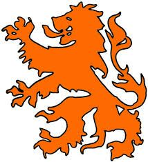 the dutch lion is the wapen of holland for over centuries. the people within holland find pride in this symbol, it unites them together. you see it comebank often on some of hollands traditions or during sports championships, as an example with soccer.