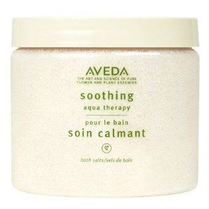 Aveda Soothing Aqua Therapy Bath Salts (8.8 Oz) by AVEDA. $34.00. Size: 8.8 oz. Skincare - When it comes to body, skin or eye care, you want to look to our products and you will find the best there is. These are the most exceptional personal care products available. They meet the strictest standards for quality sourcing, environmental impact, results and safety. Our body care products truly allows you to be good to your whole body.  Formulated of mineral rich Dead Sea salts Hel...