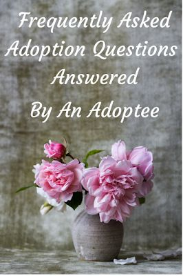 What It's Like To Be Adopted