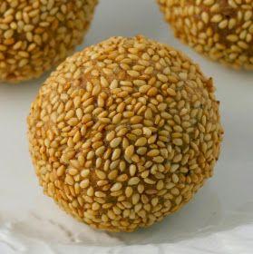 Recipe: Gotta Have Sesame Balls (Chinese) - Big, Bold, Beautiful Food