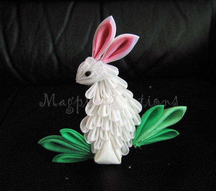 kanzashi-bunny1.jpg (800×706)
