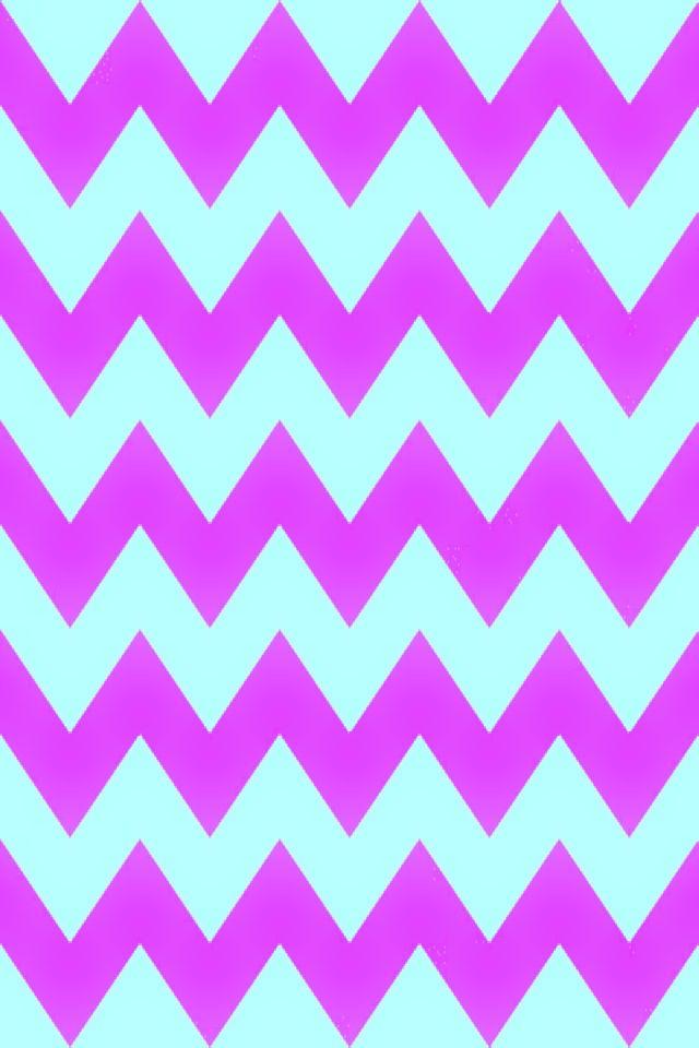 Purple and pink chevron pattern - photo#26