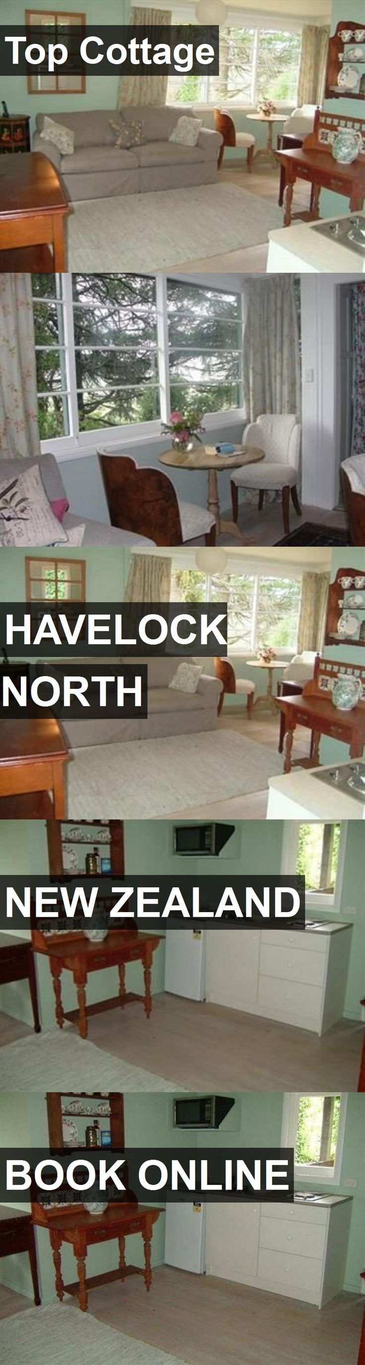 Hotel Top Cottage in Havelock North, New Zealand. For more information, photos, reviews and best prices please follow the link. #NewZealand #HavelockNorth #TopCottage #hotel #travel #vacation