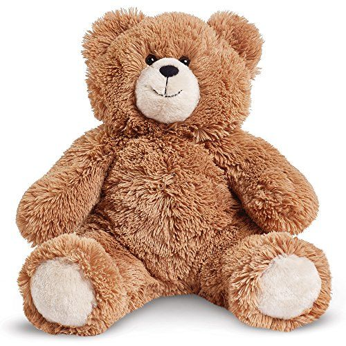 Vermont Teddy Bear – Fuzzy Soft & Cuddly Bear, 18 inches, Brown. toys4mykids.com