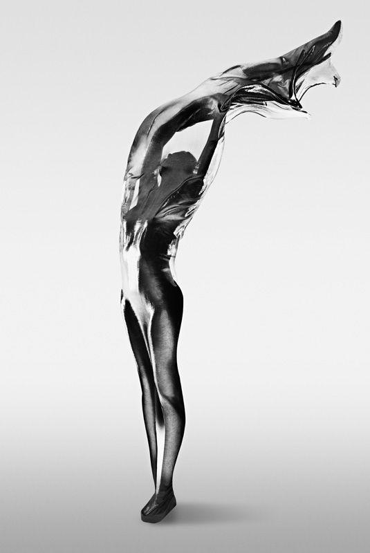 Rankin - Spirit of Ecstasy - Material - Liquid Silver