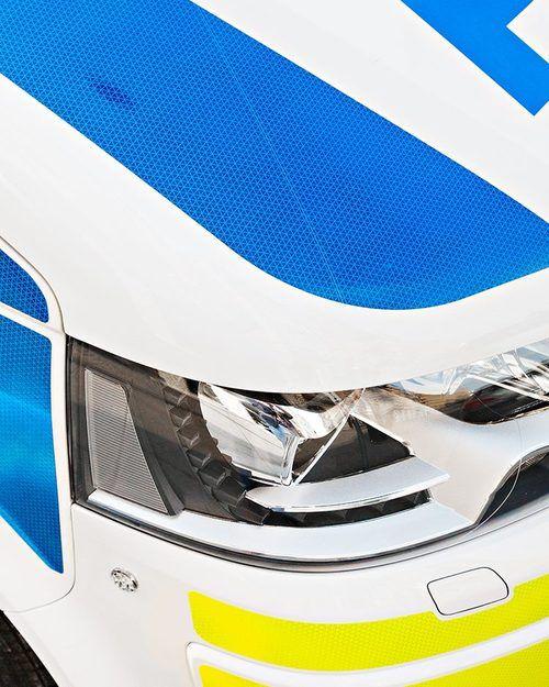 This colour flash car has a pop-art aesthetic.Image via o-c-u-l-t-o.com
