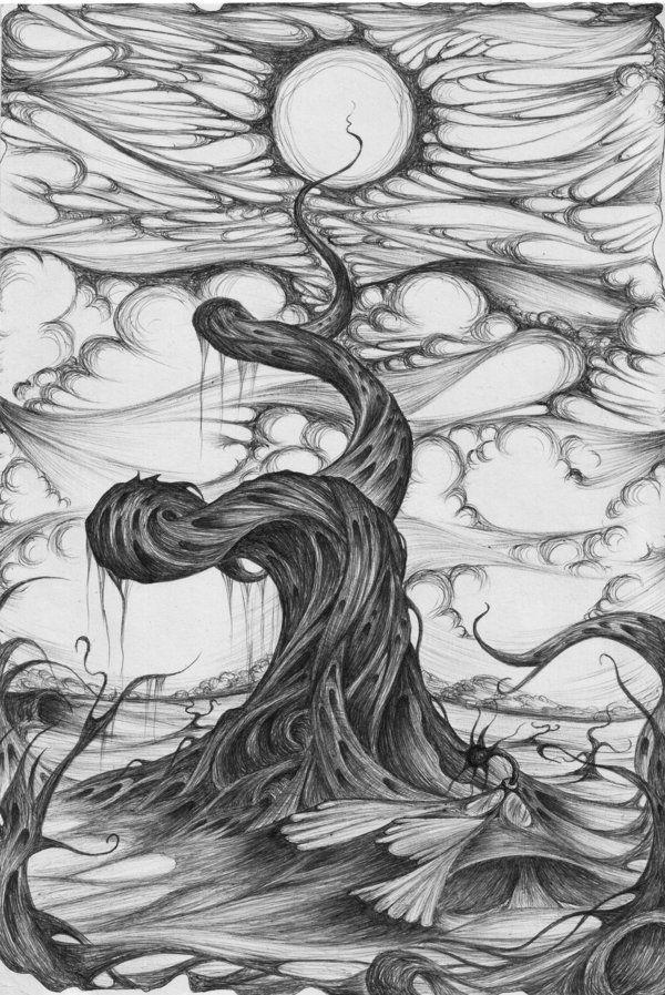 dead trees (via http://fb.com/pinwoot)