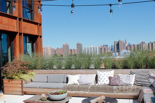 Eye Swoon - Rooftop Terrace In Brooklyn