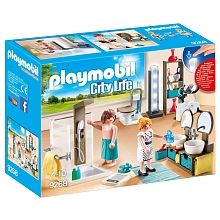 PLAYMOBIL - Badezimmer - 9268