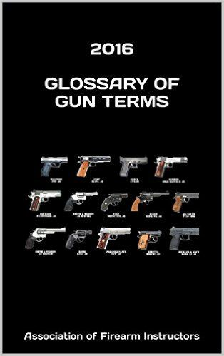 12 best gun titles images on pinterest revolvers gun and guns amazon association of firearm instructors 2016 glossary of gun terms ebook fandeluxe Image collections