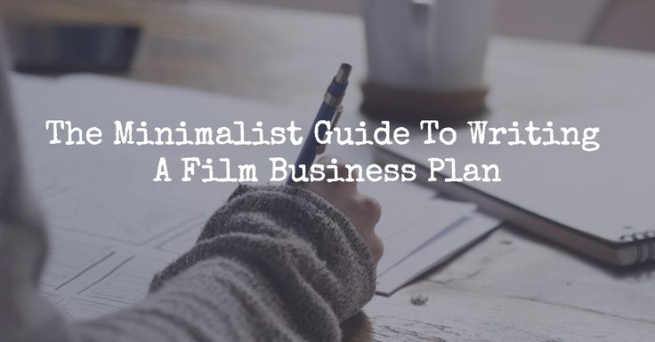 Many filmmakers get very overwhelmed when they start thinking about a film business plan for their independent feature. This article makes it simple.