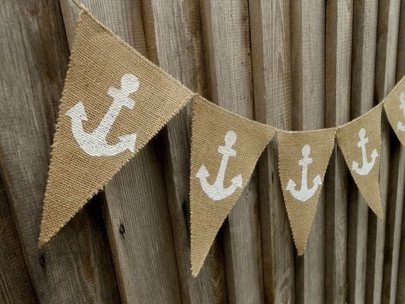 HIRE Nautical Bunting ~ €15 Each